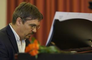 Hans Jürgen Steffenhagen, der Painsit mit Genre-übergreifenden Repertoire